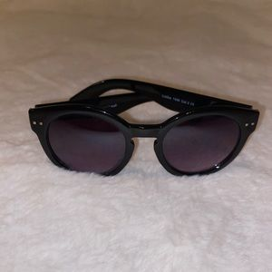 NYS Collection Black Sunglasses